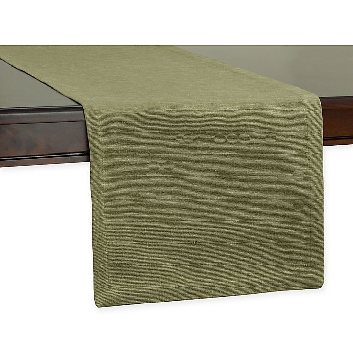 Alternate image 1 for Uptown 72-Inch Table Runner in Green