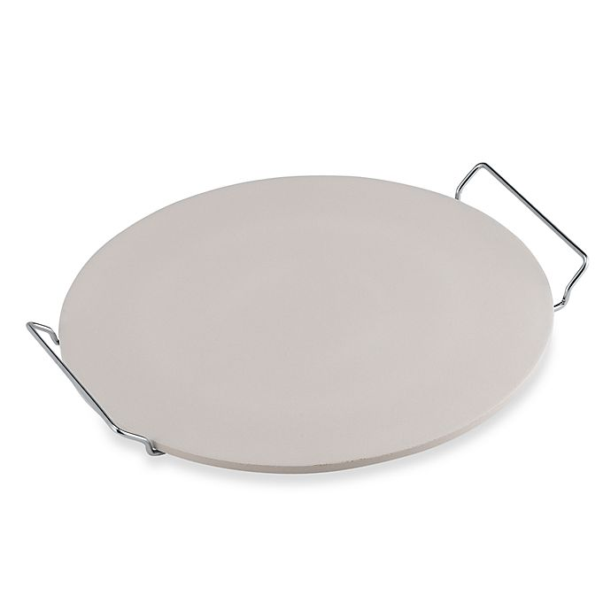 Alternate image 1 for Bialetti® Round Pizza Stone