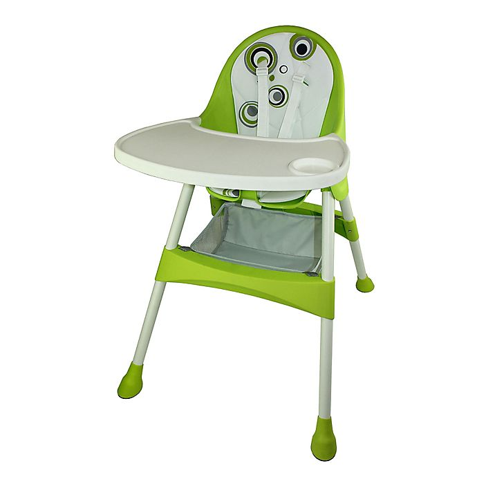 Fabulous Baby Diego High Chair In Green Bed Bath Beyond Ncnpc Chair Design For Home Ncnpcorg
