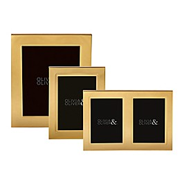 Olivia & Oliver Parker Polished Gold Picture Frame