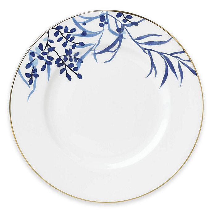 Alternate image 1 for kate spade new york Birch Way™ Dinner Plate in Indigo