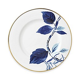 kate spade new york Birch Way™ Salad Plate in Indigo