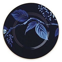 kate spade new york Birch Way™ Accent Plate in Indigo