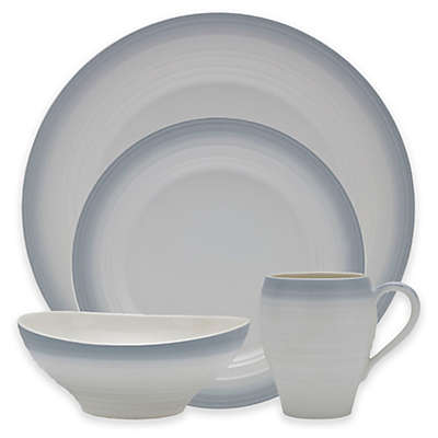 Mikasa® Swirl Ombre Dinnerware Collection in Grey