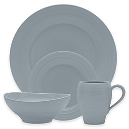 Mikasa® Swirl Dinnerware Collection in Grey