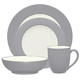 Noritake® Colorwave Rim Dinnerware Collection in Slate