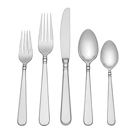 Lenox®  Pearl Platinum™ 20-Piece Flatware Set