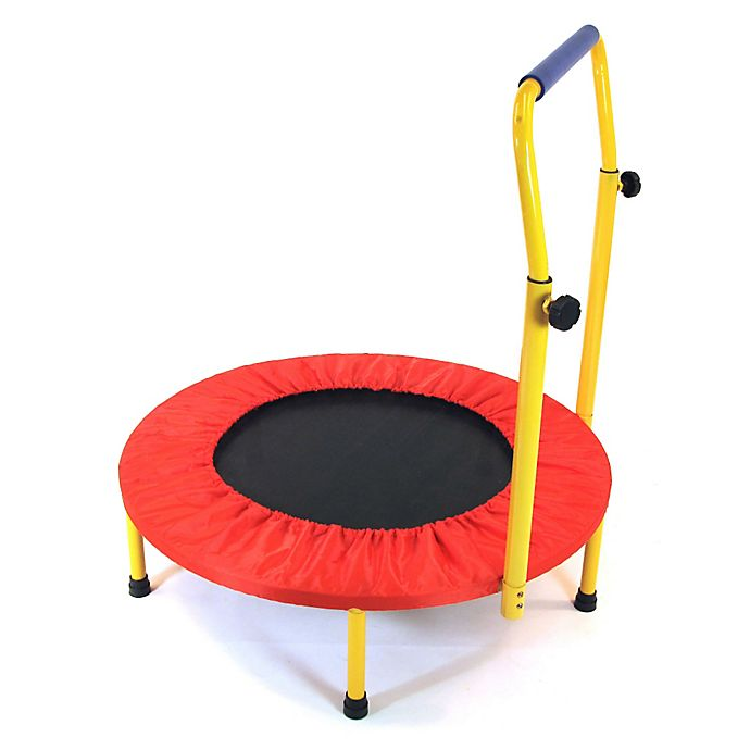 Alternate image 1 for Fun And Fitness For Kids Trampoline