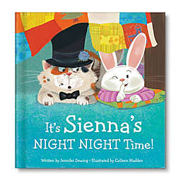 """My Night Night Time"" Book by Jennifer Dewing"