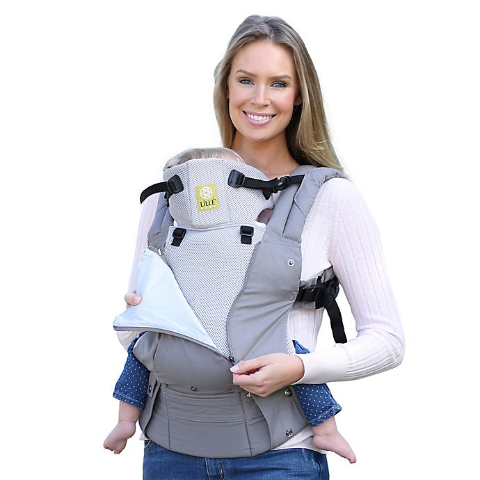 74d8492e027 lillebaby® COMPLETE™ ALL SEASONS Baby Carrier in Stone
