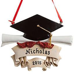 Congrats Grad Christmas Ornament