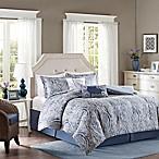 Harbor House™ Stella 6-Piece Queen Comforter Set in Blue