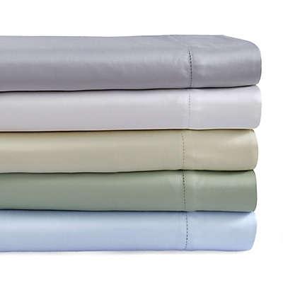 Tribeca Living 300-Thread-Count Tencel Extra Deep Pocket Sheet Set and Pillowcases