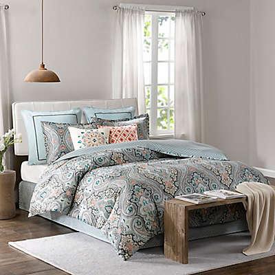 Echo™ Sterling Comforter Set in Green
