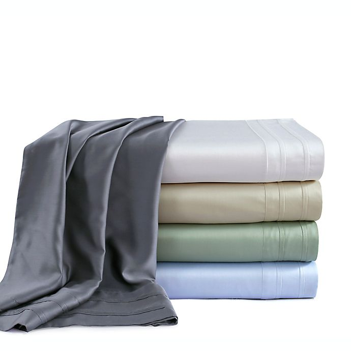 Alternate image 1 for Tribeca Living 300-Thread-Count Rayon Made From Bamboo Sheet Set