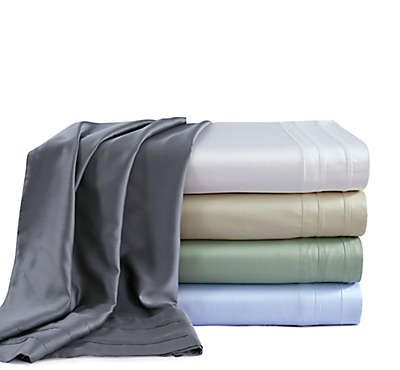 Tribeca Living 300-Thread-Count Rayon Made From Bamboo Sheet Set