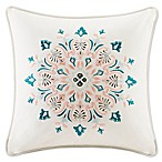 Echo™ Sterling Square Throw Pillow in Beige