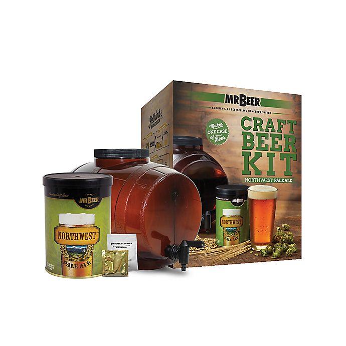 Alternate image 1 for Mr. Beer Northwest Pale Ale Beer Kit