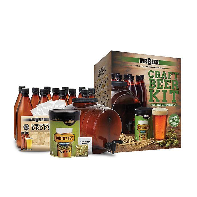 Alternate image 1 for Mr. Beer Northwest Pale Ale Complete Beer Kit