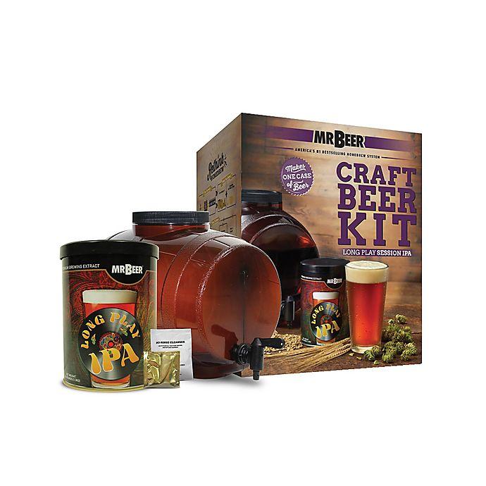 Alternate image 1 for Mr. Beer Long Play IPA Beer Kit