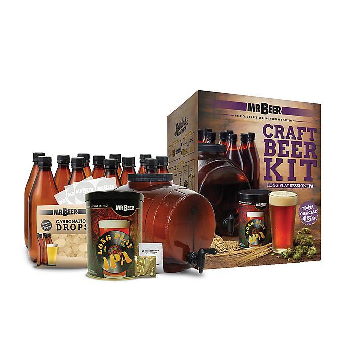 Alternate image 1 for Mr. Beer Long Play IPA Complete Beer Kit