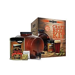 Mr. Beer Churchills Nut Brown Ale Beer Kit