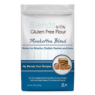 Blends By Orly™ 6-Pack Gluten Free Flour Manhattan Blend