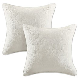 Madison Park Quebec 20-Inch Square Throw Pillows (Set of 2)