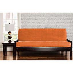 SIScovers® Padma Queen Futon Slipcover in Orange