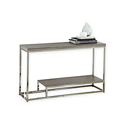 Steve Silver Co. Lucia Sofa Table in Grey