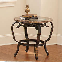 Steve Silver Co. Gallinari Accent Table Collection