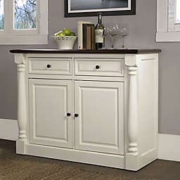 Crosley Furniture Shelby Buffet in White