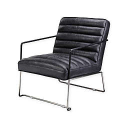 Moe's Home Collection Desmond Leather Chair