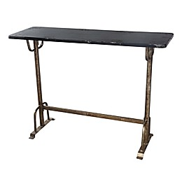 Moe's Home Collection Sturdy Bar Table in Black