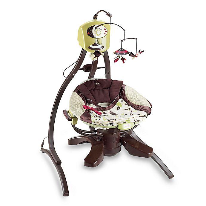 Fisher Price Zen Cradle Swing