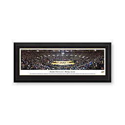 Purdue University Panoramic Print with Deluxe Frame