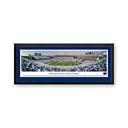 Penn State University Panorama Stadium Print with Deluxe Frame