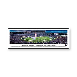 NCAA Framed Arial Campus Photo of University of Washington