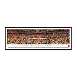 NCAA Syracuse University Framed Arena Photo of Carrier Dome