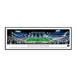 NCAA Framed Stadium Photo of Penn State University - Beaver Stadium