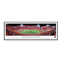 NCAA Framed Stadium Photo of Ohio State University - Ohio Stadium