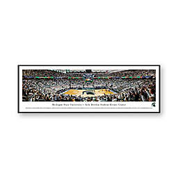 NCAA Framed Arena Photo of Michigan State University - Jack Breslin Student Events Center