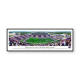 NCAA Framed Stadium Photo of Kansas State University - Bill Snyder Family Stadium