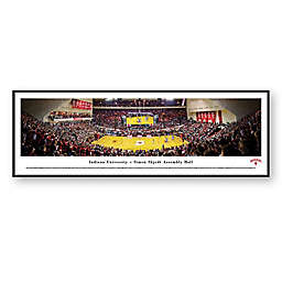 NCAA Framed Arena Photo of Indiana University - Assembly Hall