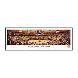 NCAA Framed Arena Photo of Iowa State University - Hilton Colisuem
