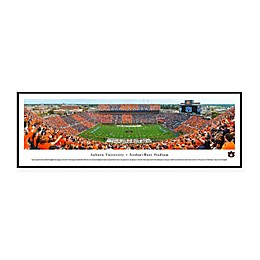 NCAA Framed Stadium Photo of Auburn University - Jordan - Hare Stadium