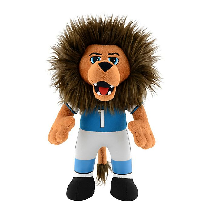 Nfl Detroit Lions Mascot Roary 10 Inch Plush Figure Bed Bath Beyond