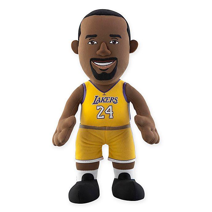 Bleacher Creatures Los Angeles Lakers Kobe Bryant Plush Figure ... a8b499c1a