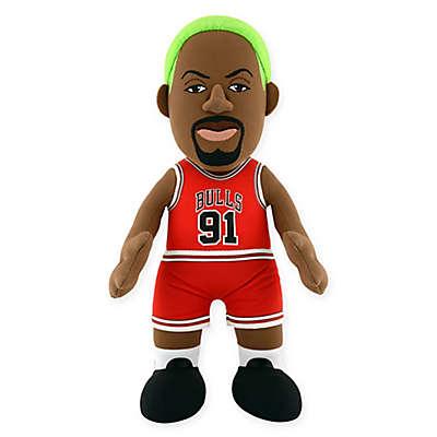 Bleacher Creatures Chicago Bulls Dennis Rodman Plush Figure