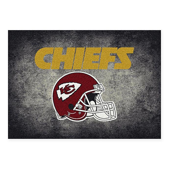 Alternate image 1 for Milliken NFL Kansas City Chiefs 5-foot 4-Inch x 7-Foot 8-Inch Area Rug
